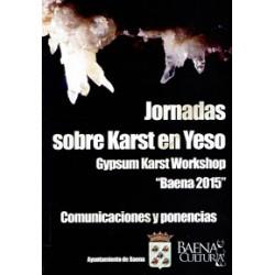 "Jornadas sobre Karst en yeso ""Baena 2015"""