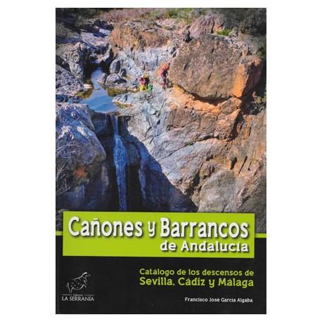 Cañones y barrancos de Andalucía