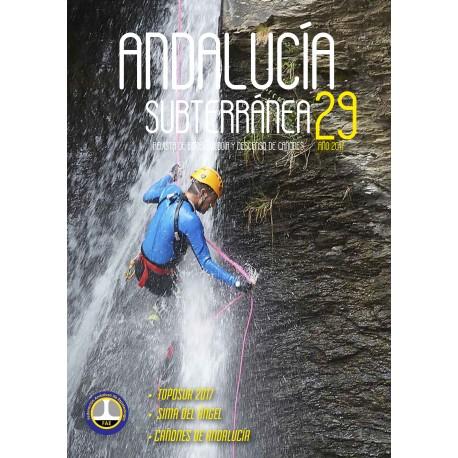 Andalucía Subterránea nº 29