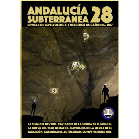 Andalucía Subterránea nº 28
